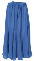 Lisa Marie Fernandez Marguerite linen maxi skirt
