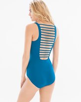 Soma Intimates Magicsuit Behind Bars Steffi One Piece Swimsuit