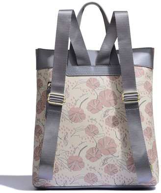 Radley Moonflower Medium Backpack - Oyster