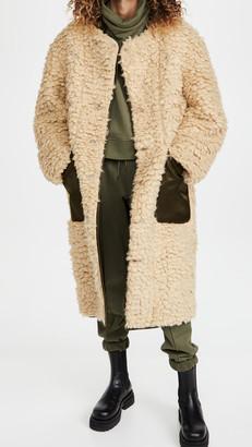 R 13 Military Liner Jacket