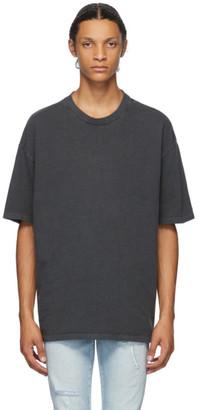 Ksubi Grey Biggie T-Shirt