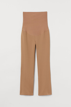 H&M MAMA Flared trousers