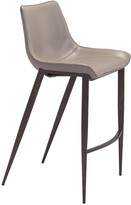 ZUO Set Of 2 Magnus Bar Chairs