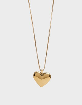 Wolf Circus Women's Amourette Necklace in Gold