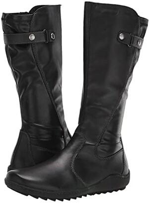 Rieker Liv 79 Tall - R1479-02 (Black) Women's Shoes