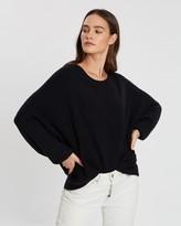 American Vintage Round Collar Pullover