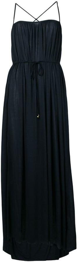 Filippa K Filippa-K tie-waist flared dress
