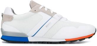 HUGO BOSS Low Top Contrasting Panel Sneakers