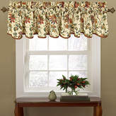 Waverly Felicite Rod-Pocket Valance