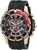 Swiss Legend Men's 10348-RG-01 Ocean Abyssos Analog Display Swiss Quartz Watch