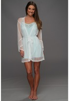 OnGossamer Modern Bride Robe (Seashell) - Apparel