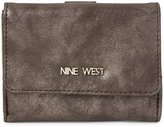Nine West Pewter Chic & Simple Small Wallet