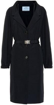 Prada Cotton-blend coat
