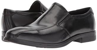 Ecco Melbourne Bike Slip-On (Black) Men's Shoes
