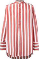 Stella McCartney striped grandpa shirt