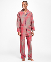 Brooks Brothers Tartan Pajamas