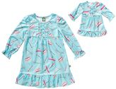 Dollie & Me Girls 4-14 Nightgown Set