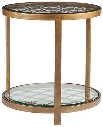 Artistica Royere Side Table - Renaissance Gold