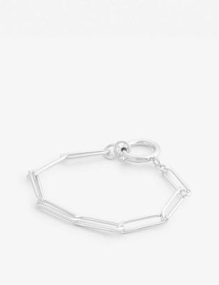 WALD BERLIN Ashley silver-plated bracelet