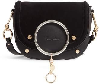 See by Chloe Mara Leather Crossbody Bag