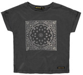 Finger In The Nose Sale - New Britney Bandana Print T-Shirt