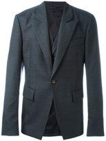 Vivienne Westwood Man one button blazer