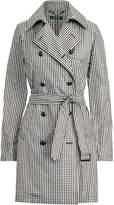 Lauren Ralph Lauren Ralph Lauren Gingham Twill Trench Coat