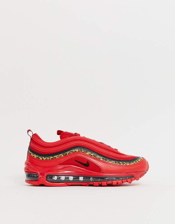 650cfecdfc Air Max Trainers Red - ShopStyle UK