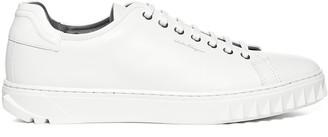 Salvatore Ferragamo Lace Up Sneakers