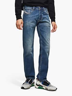 Diesel Larkee Straight Jeans, Blue