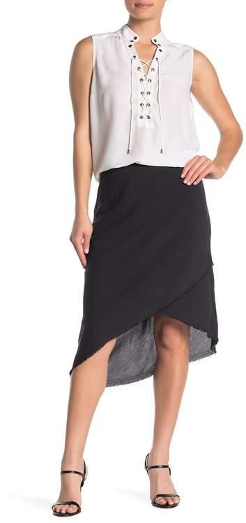 90cc6538ca Silk Wrap Skirt - ShopStyle