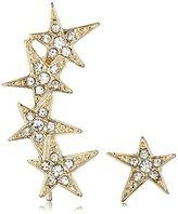 ABS by Allen Schwartz Ear Items Star Stud Earrings