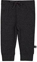 Molo Kids Stretch-Cotton Compact Jersey Leggings-GREY