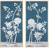 Simon Paul Scott Jardins en Fleur - Pales/Delicate Floral Art