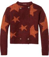 Scotch & Soda Double Breasted Star Cardigan