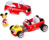Disney Mickey Mouse Transforming Pullback Racer - Mickey and the Roadster Racers