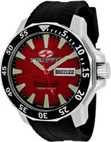 Seapro Sea-Pro Diver Limited Edition Mens Black Strap Watch-Sp8317