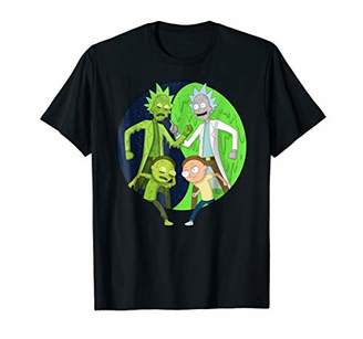 Victoria's Secret Mademark x Rick and Morty - Rick and Morty Toxic Rick and Morty T-Shirt