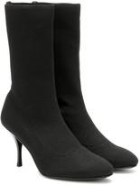 Stuart Weitzman Axiom Pinnacle ankle boots
