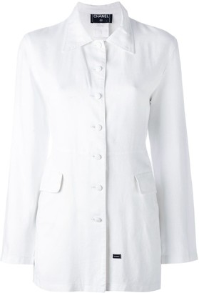 Chanel Pre-Owned shirt jacket