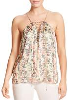 Haute Hippie Cross My Heart Camisole