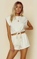 Blue Life NELL TIE FRONT TOP | Sale