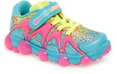 Stride Rite Girl's 'Leepz' Light-Up Sneaker