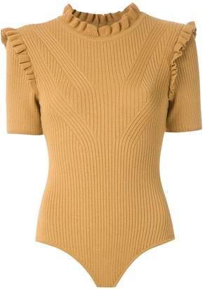 Rob-ert Nk Freddo Robert knitted bodysuit