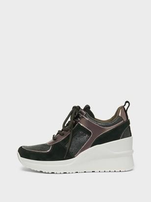 DKNY Leo Wedge Sneaker