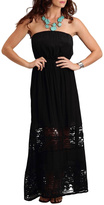 Stetson Strapless Maxi Dress