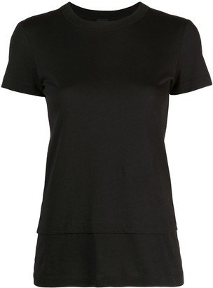 Vera Wang double layer T-shirt