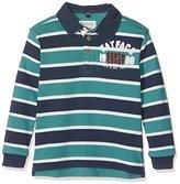 Fat Face Boy's Stripe Rugby Sweatshirt