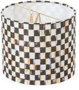 Mackenzie Childs MacKenzie-Childs Courtly Check Drum Chandelier Shade