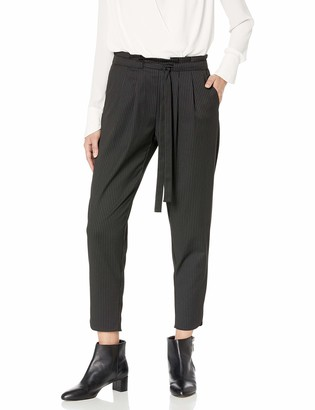 Ramy Brook Women's Pinstripe Allyn Pant